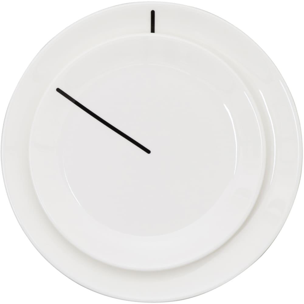 Zurich Time Dinner Plate Set