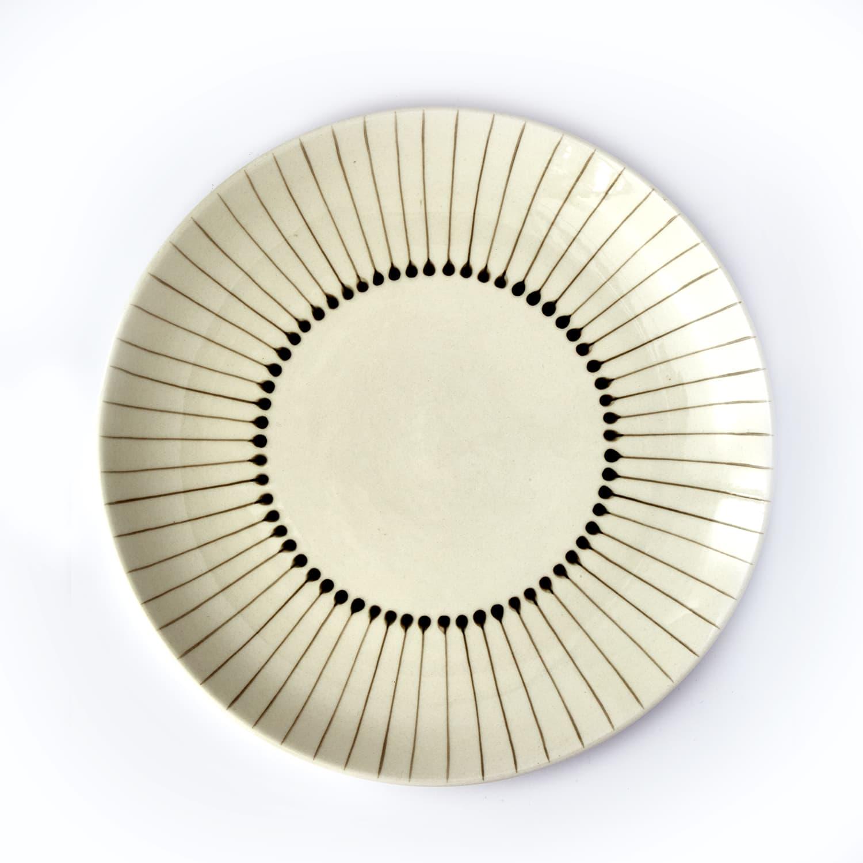 Nkuku Decorated Side Plate