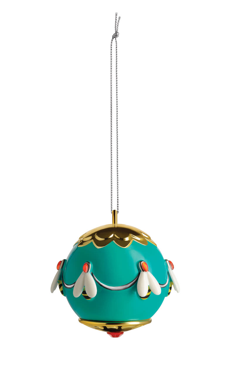 Alessi UK Ltd Gold Bee - Faberjori Home Decoration