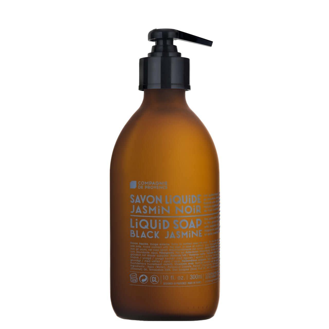 Compagnie De Provence Black Jasmine Liquid Soap