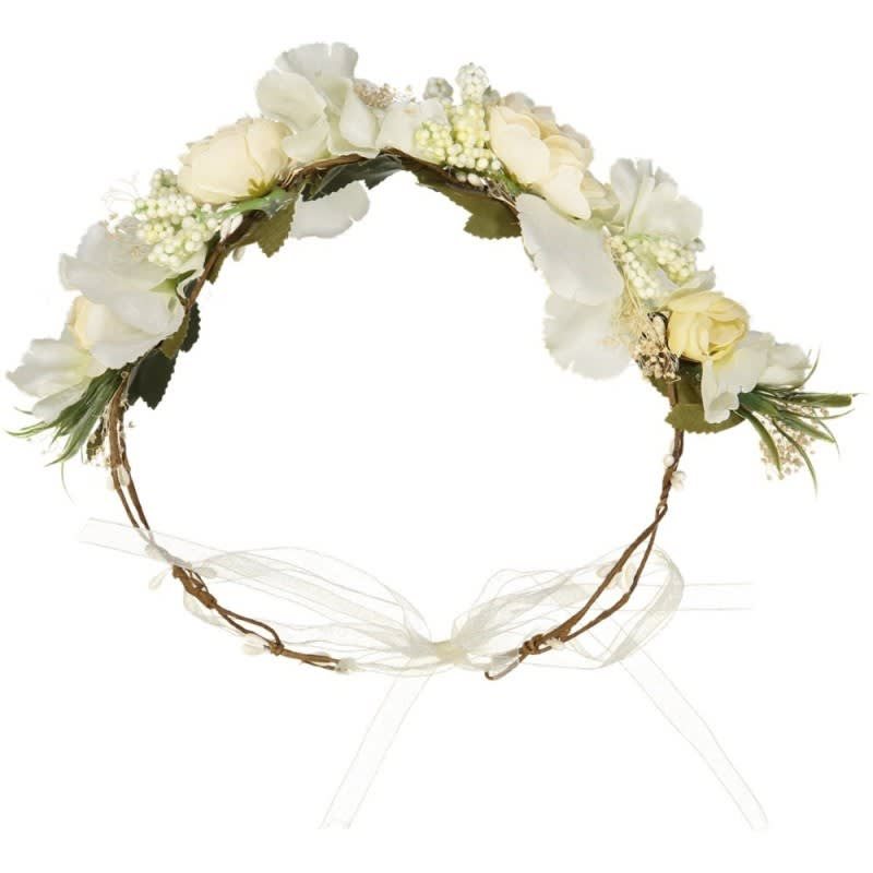 OBI OBI White Flower Crown
