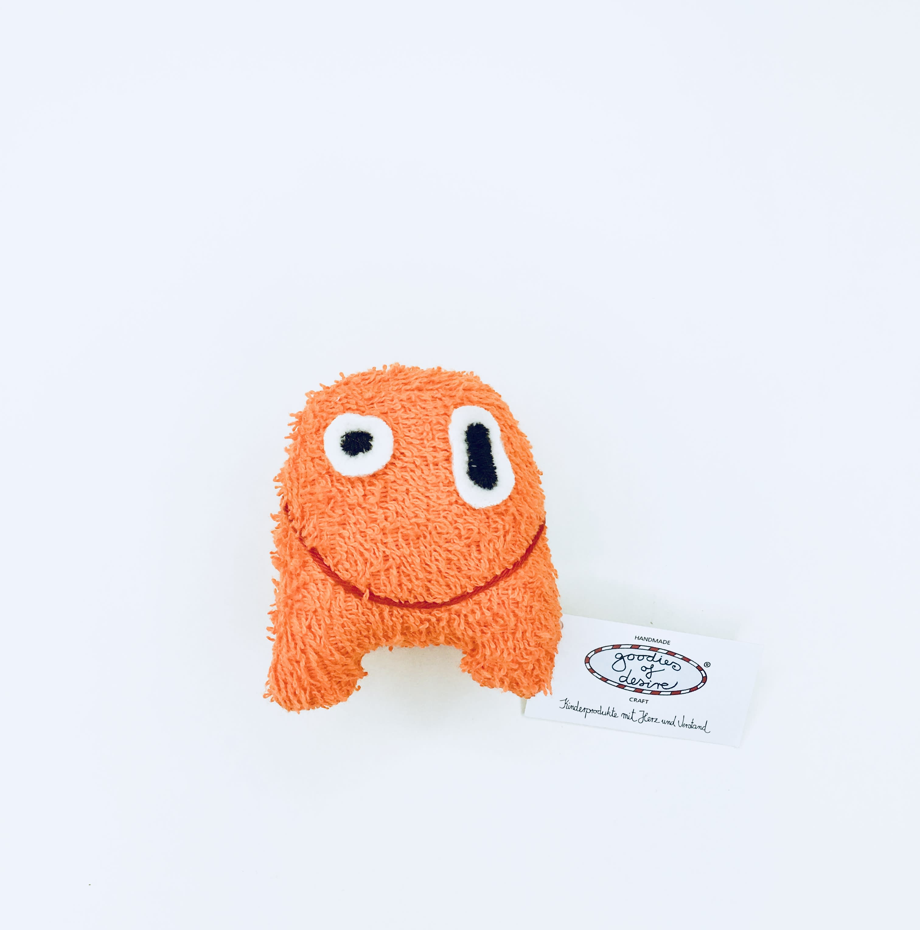 Goodies of desire Orange Pocket Monster Toy