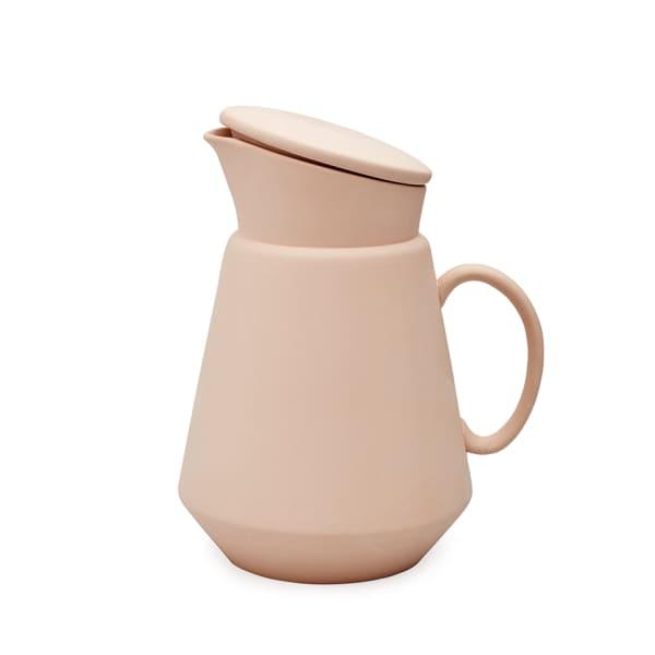 Hend Krichen Pink Ceramic Coffee Jug