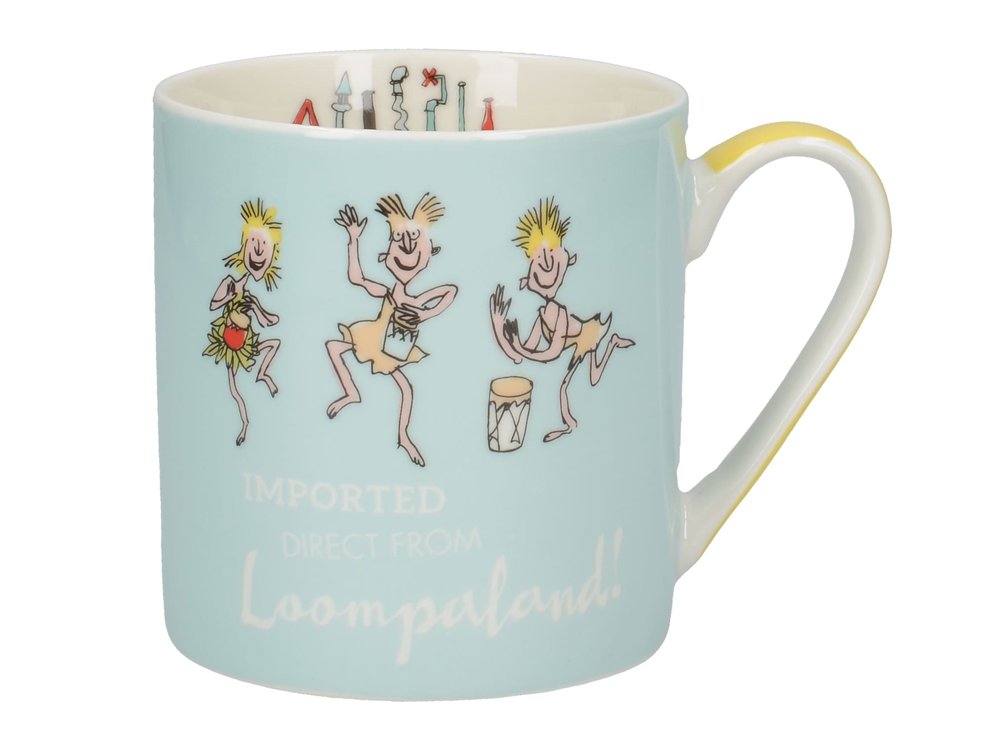 Creative tops Charlie And The Chocolate Factory Can Mug