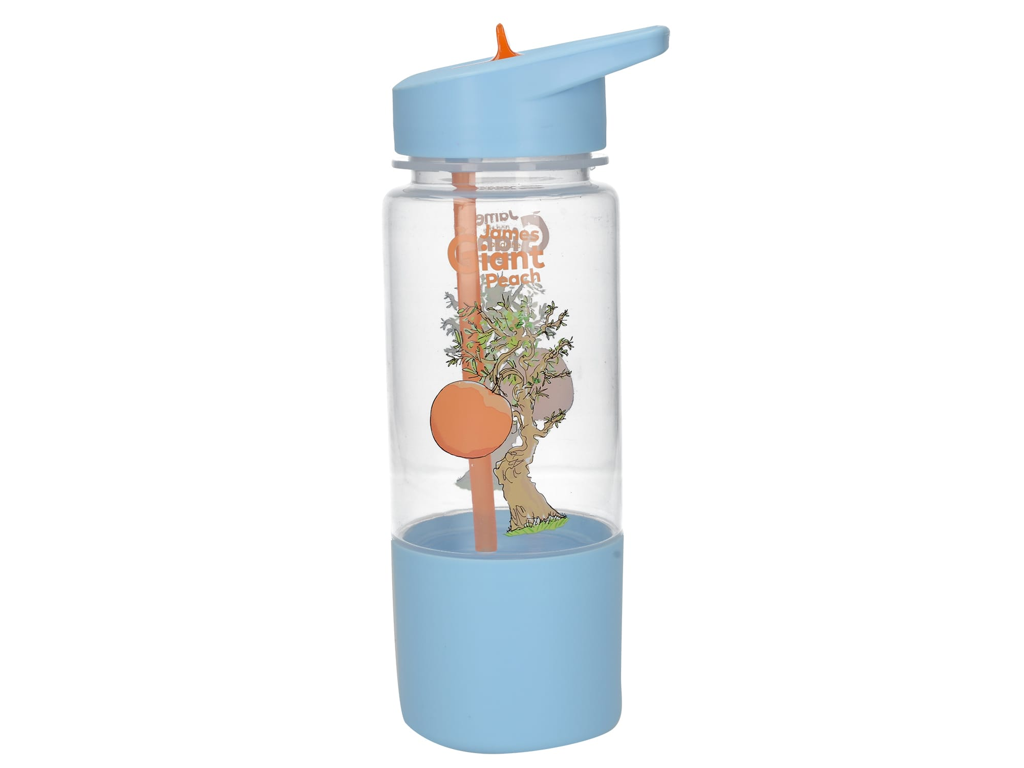 Creative tops James & The Giant Peach Kids Water Bottle With Snack Pot