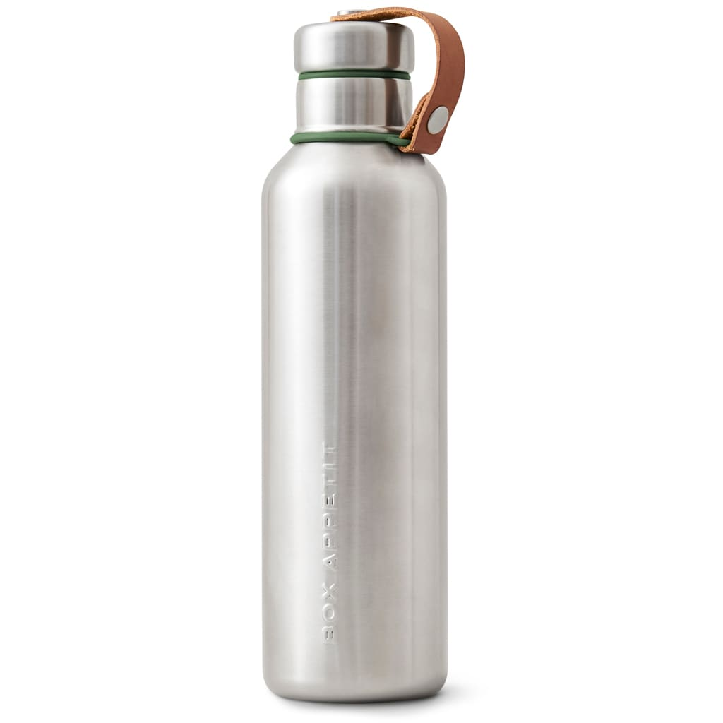 Black + Blum Olive Large Insulated Water Bottle