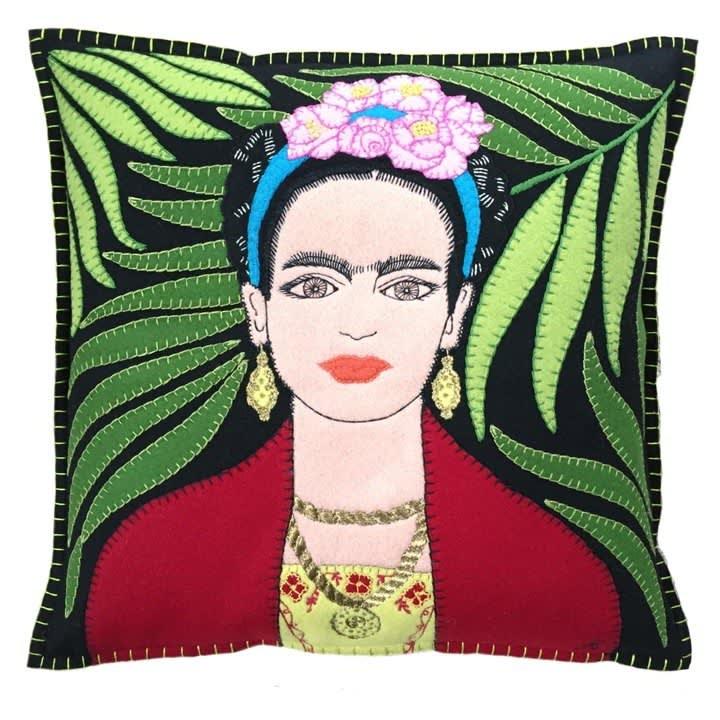 Jan Constantine The Official Frida Kahlo Cushion