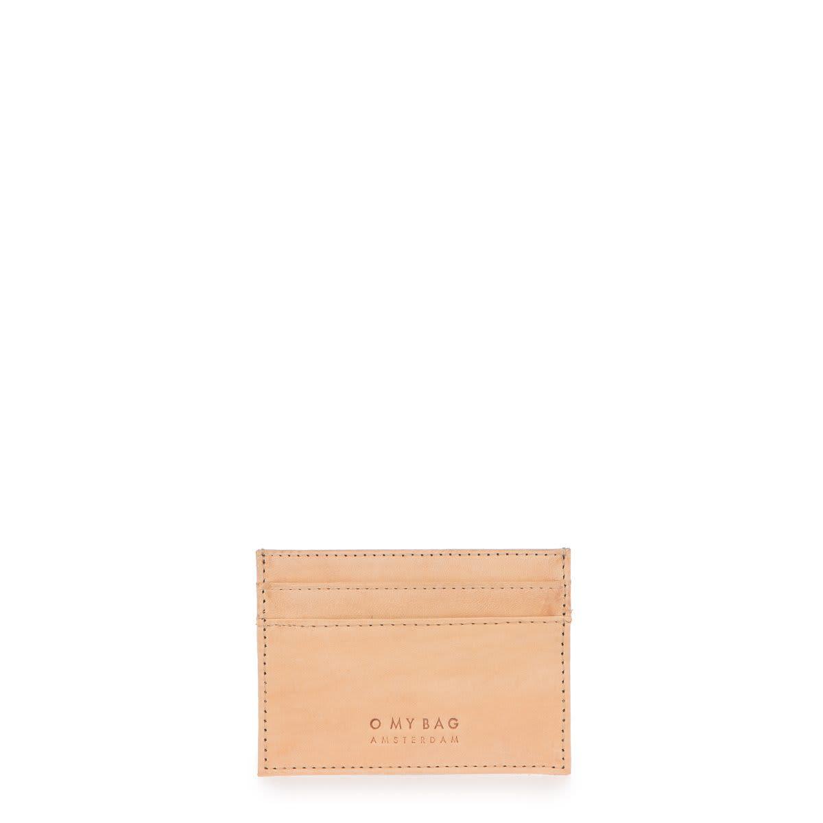 O My Bag  Eco Classic Natural Mark's Cardcase
