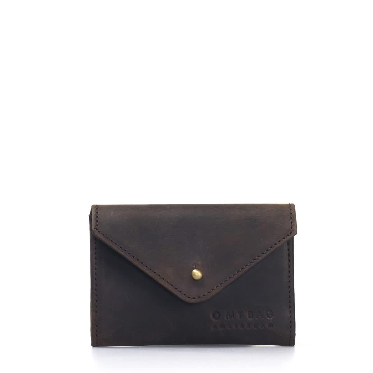 O My Bag  Eco Dark Brown Josie's Purse