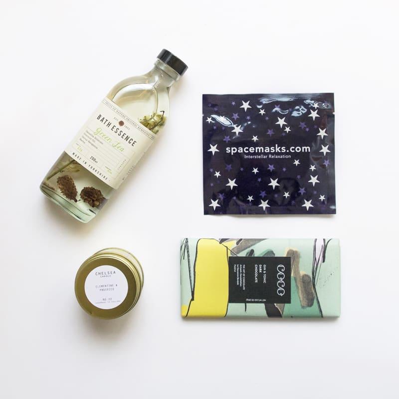 Night In Pamper Gift Set