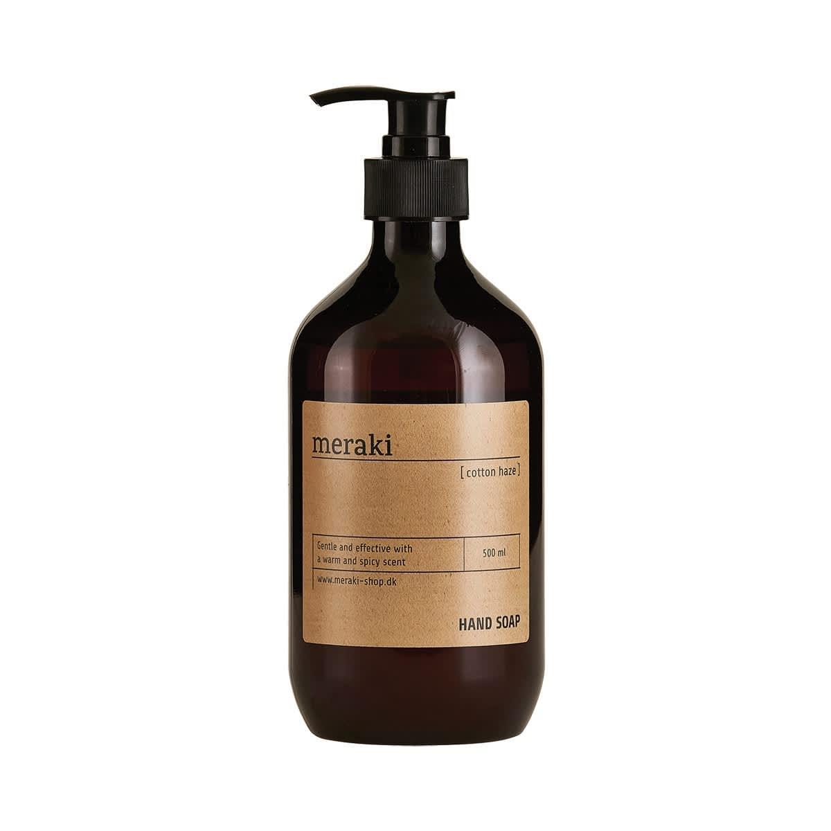 Meraki Cotton Haze Liquid Soap