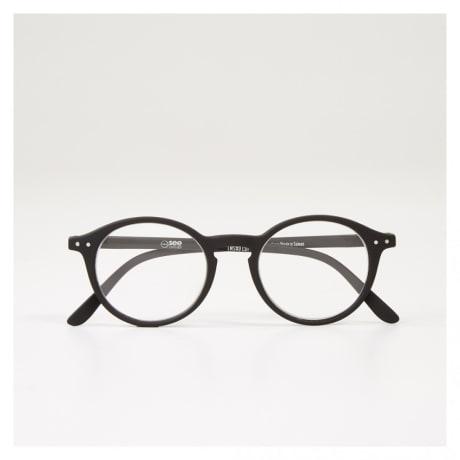 0ae449ea0c Trouva  Shape D Black Reading Glasses
