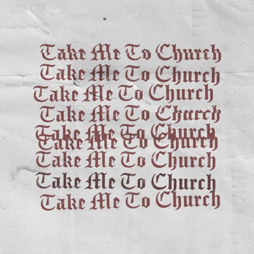 Take Me To Church (Hozier Cover) - Single