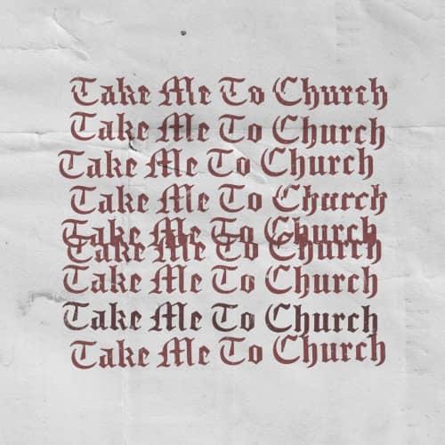 Take Me To Church (Hozier Cover) (No Choir)