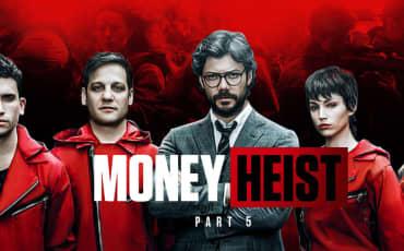 Money Heist - Part 5 Date Announcement