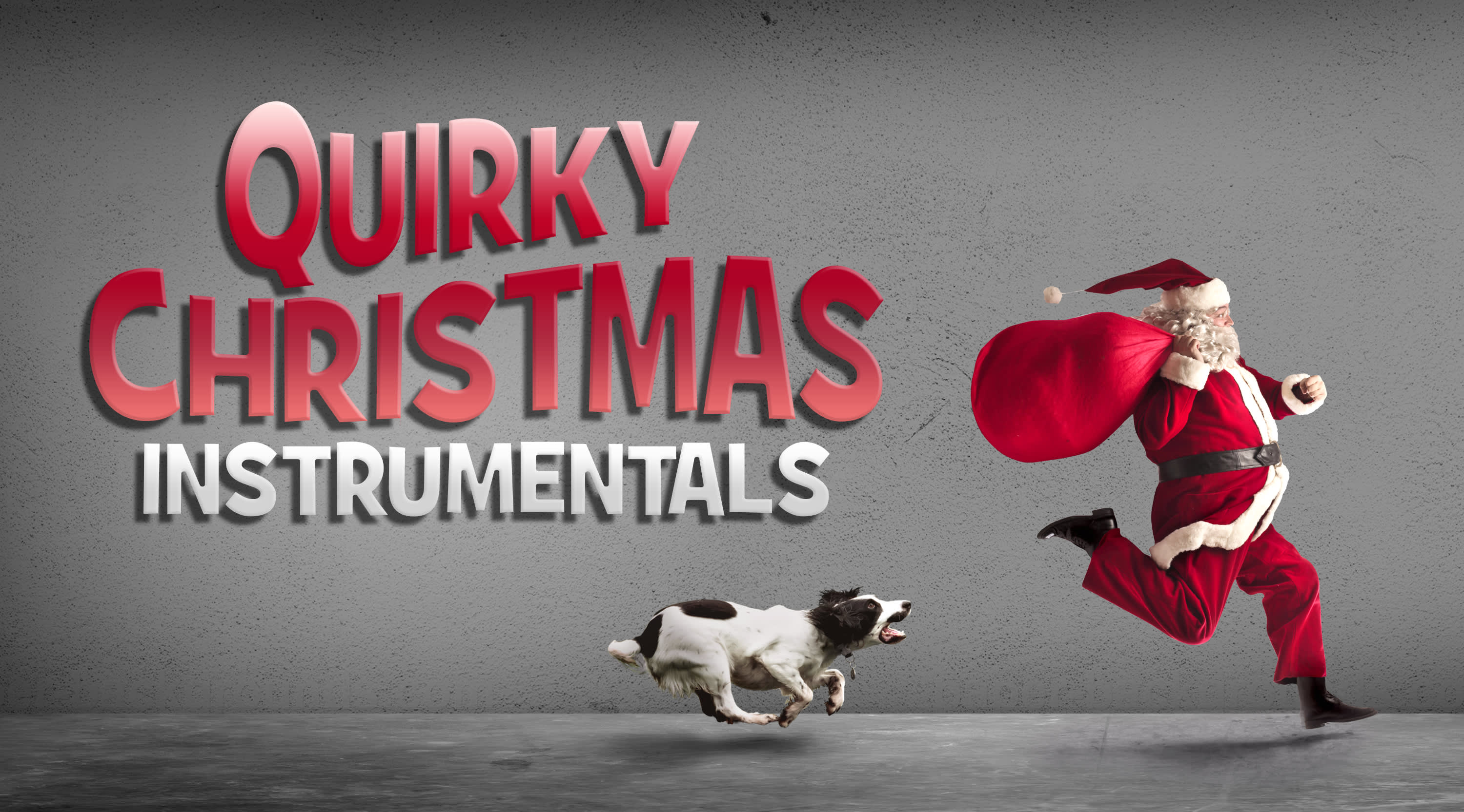Quirky Christmas Instrumentals