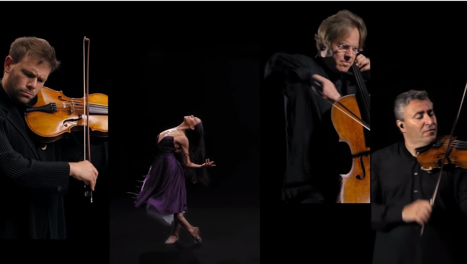 """The Impossible Orchestra performs """"Danzon No. 2"""" to raise funds for co-vid relief"""