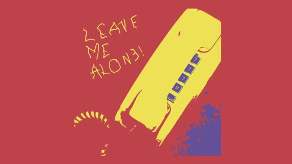 "Boy Pablo's new single ""leave me alone!"" on Spotify's New Music Friday UKplaylist"