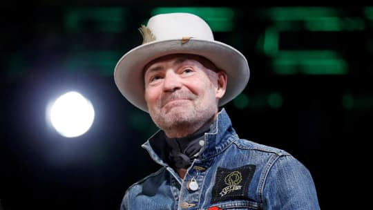 The Tragically Hip's Gord Downie passes away at 53