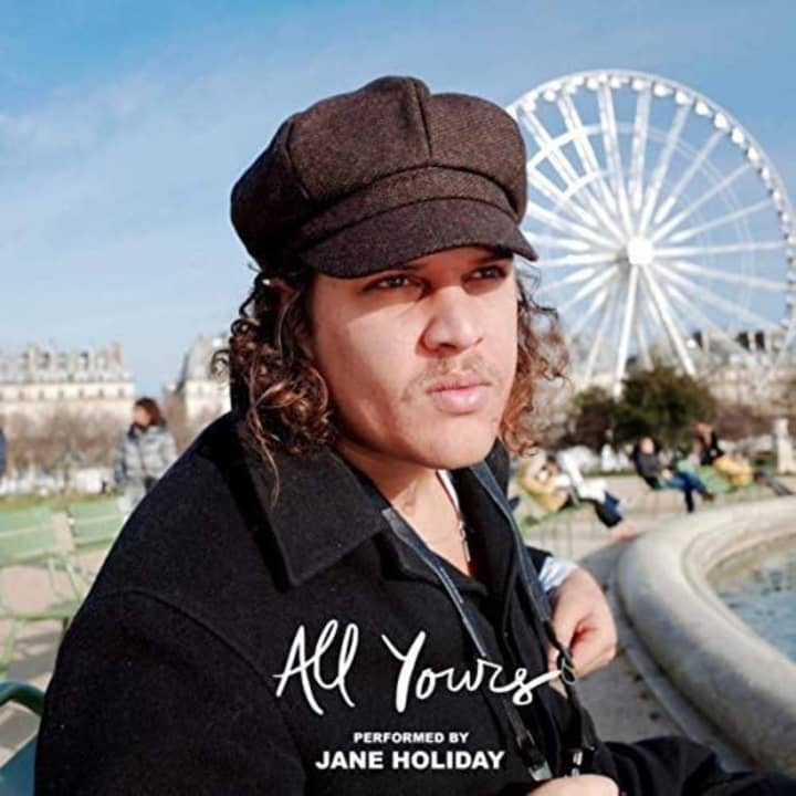 """Jane Holiday releases new single """"All Yours"""""""