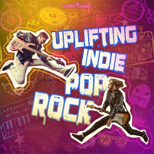 Uplifting Indie Pop Rock