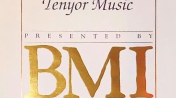 RoyNet receives 2 BMI Awards alongside Tenyor Music
