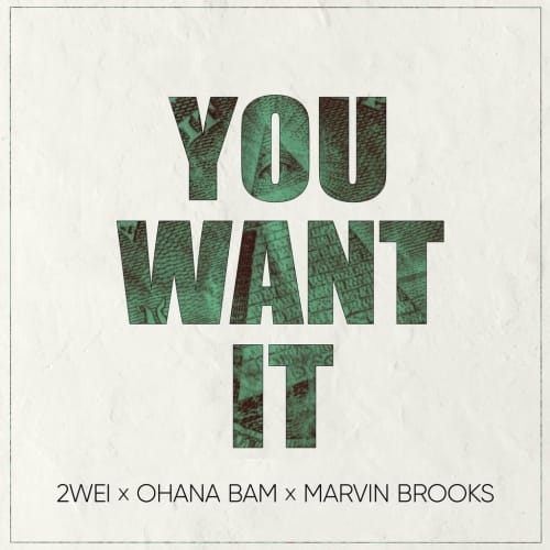 You Want It (Feat. Ohana Bam & Marvin Brooks) (No Intro)
