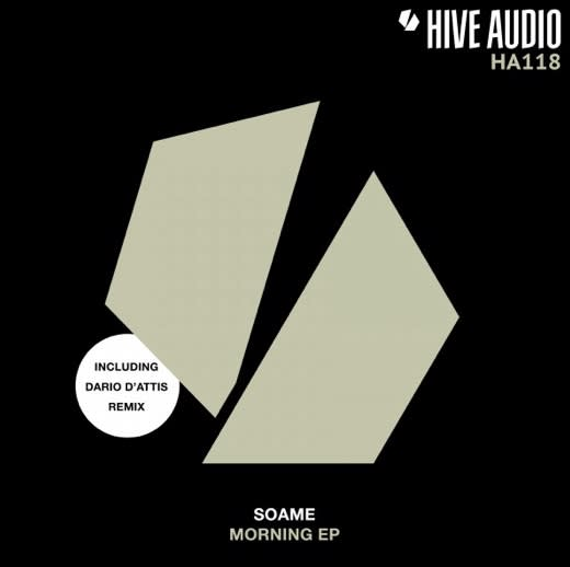 """SOAME releases EP including remix of """"Morning"""" by Dario D'Attis"""
