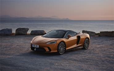 McLaren GT: West Coast Grand Tour