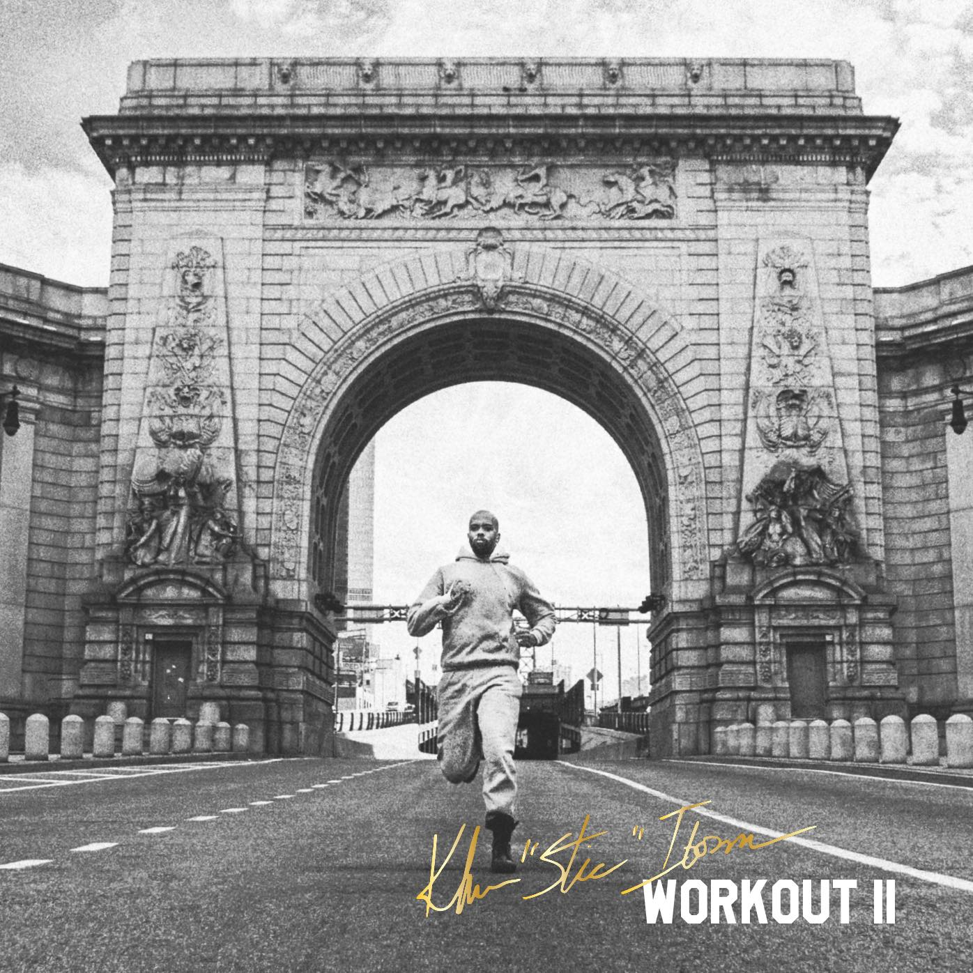 Stic of Dead Prez releases new record 'Workout II'