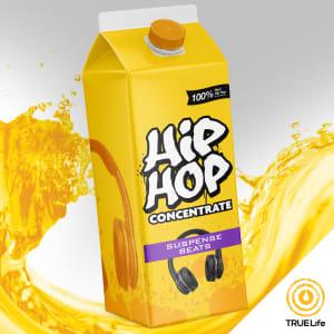 Hip Hop Concentrate - Suspense Beats