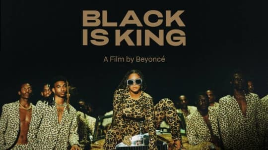 """""""SCAR"""" featured in Beyonce's Black Is King trailer and film"""