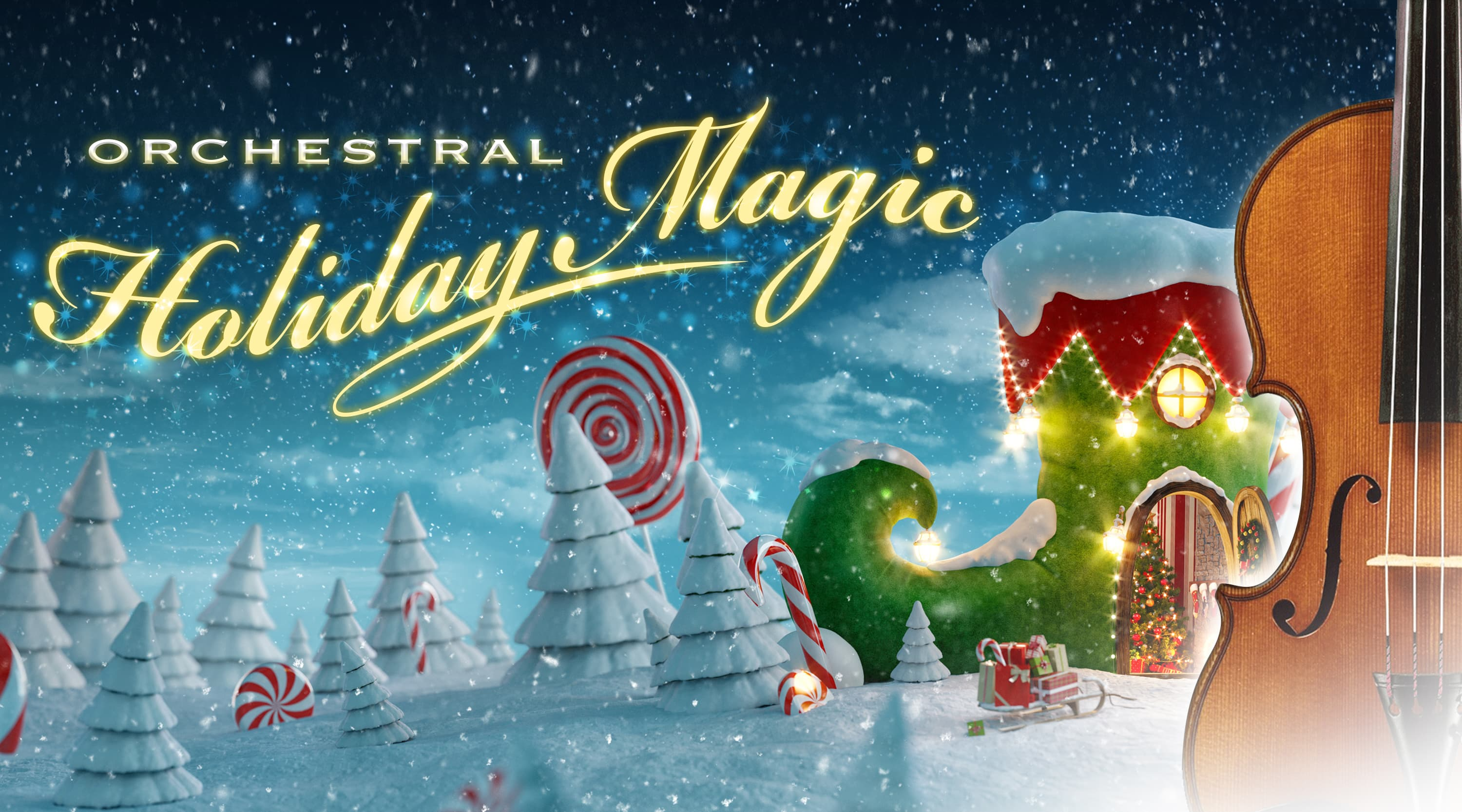 Orchestral Holiday Magic