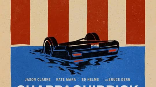 "Chappaquiddick trailer featuring ""Atlantis"" by Donovan"