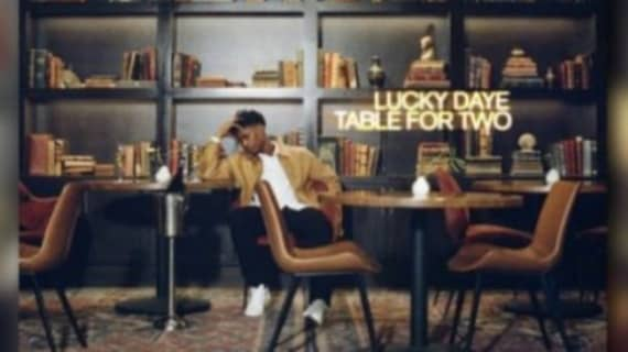 Lucky Daye release new record 'Table For Two'
