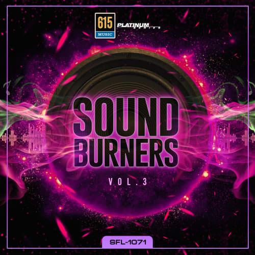 Sound Burners Vol. 3