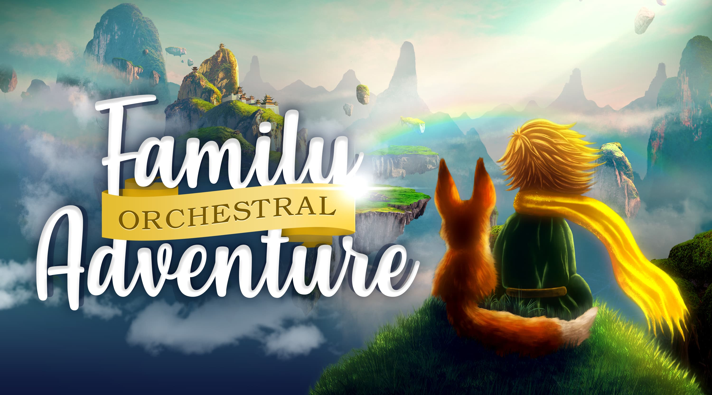 Orchestral Family Adventure