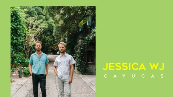 Cayucas - new single 'Jessica WJ' & new album in the works
