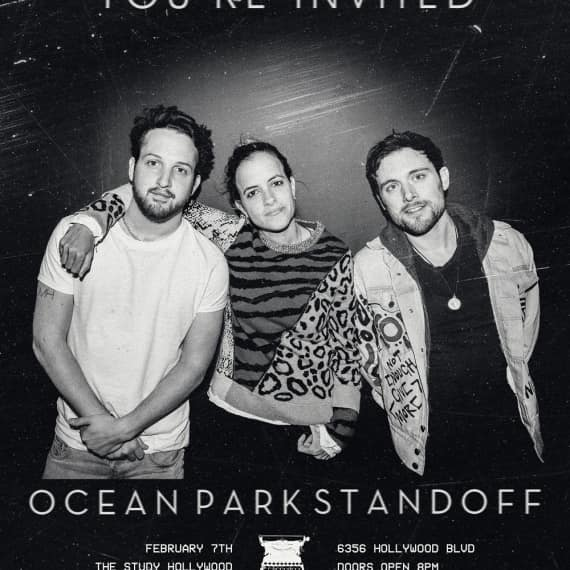 Ocean Park Standoff Showcase at the Study on February 7