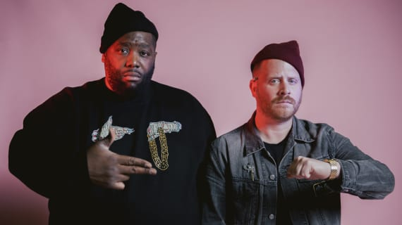 Run The Jewels featured in 'The Fate of the Furious' trailer
