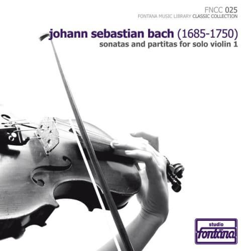 Sonata No 1 In G Minor Bwv 1001 - Presto