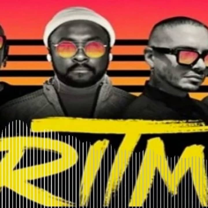 "Blacked Eyed Peas and J Balvin join forces on the new single ""RITMO (Bad Boys for Life)"""
