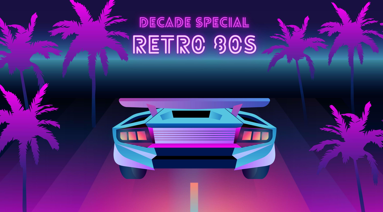 Decade Special: Retro 80s