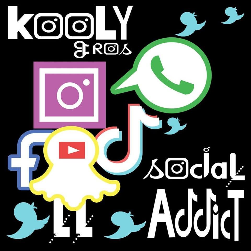 "Kooly Bros release single ""Social Addict"""