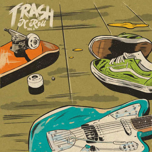 Trash N Roll Vol. 2