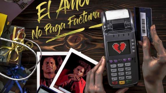 """Nfasis releases single """"El Amor No Paga Factura"""""""