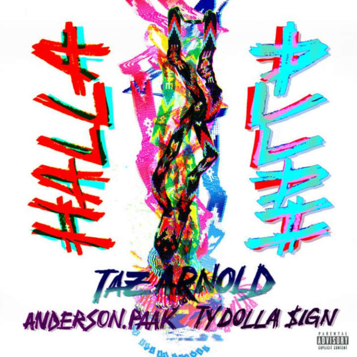 Taz Arnold - Halla (ft. Anderson .Paak & Ty Dolla $ign)