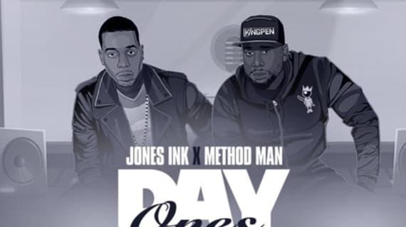 """Method Man & Jones Ink release new single """"Day Ones"""""""