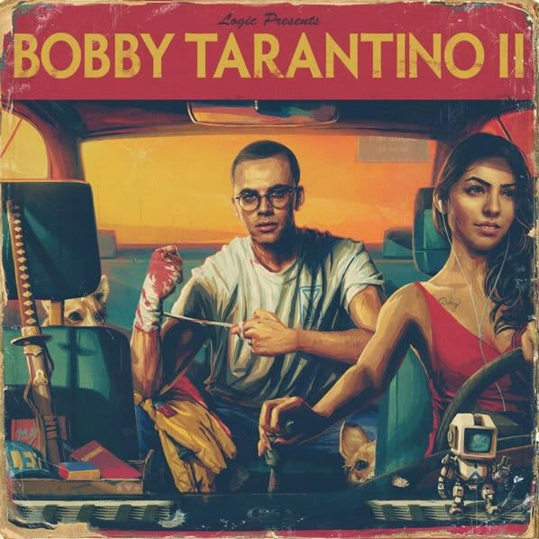 "Logic surprise drops new mixtape ""Bobby Tarantino II"""