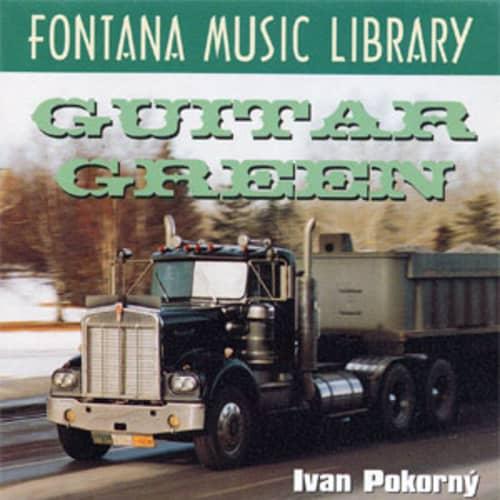 Guitar Green